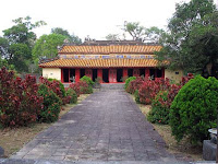 Imperial Tomb of Emperor Gia Long a Hue - Vietnam