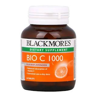 Kebaikan Vitamin C Bioflavonoids Blackmores