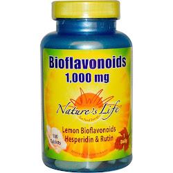 Nature's Life, Биофлавоноиды, 1000 мг, 100 таблеток