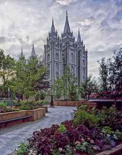 Best 10 Affordable Destinations in USA, Salt Lake City Utah,