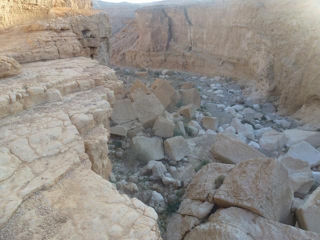 הטיול בנחל פרס