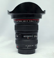 Jual Lensa Canon 17-40 L F:4 USM 2nd