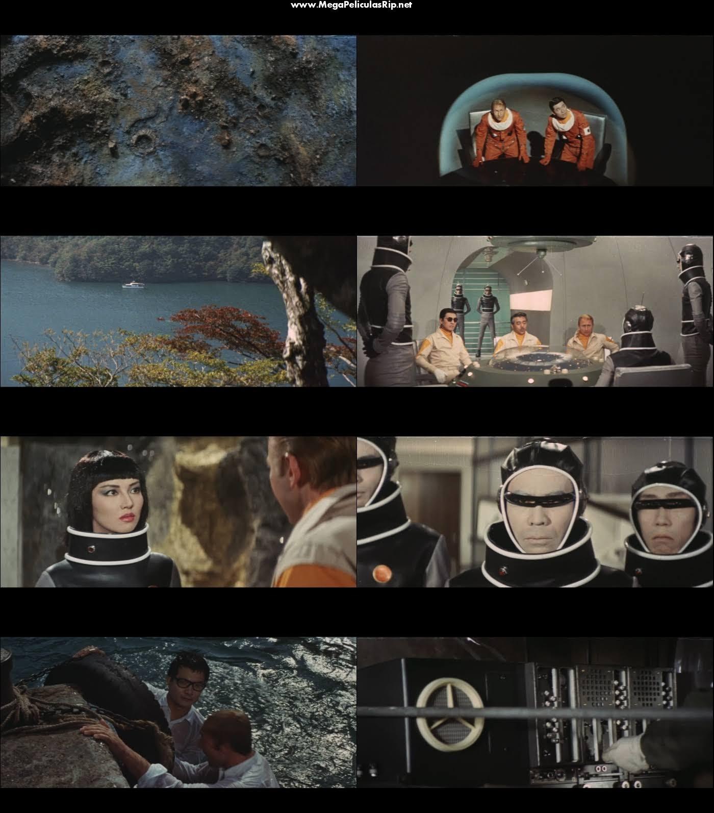 La Invasión De Los Astromonstruos 1080p