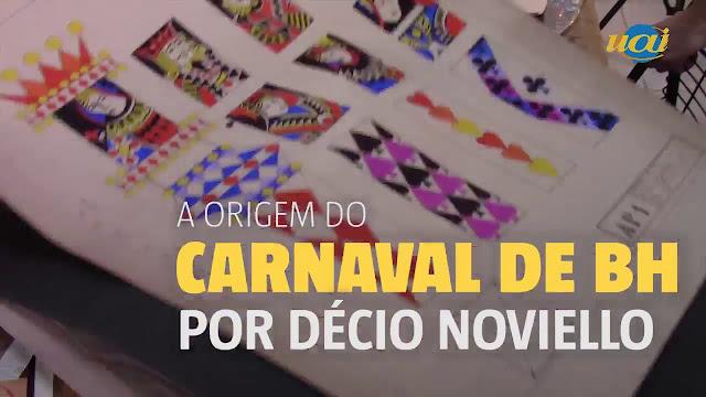 Décio Noviello, um carnavalesco faz colorismos nas estrelas.