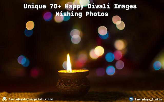 Unique 70+ Happy Diwali Images Wishing Photos | Everydaywhatsappstatus.com