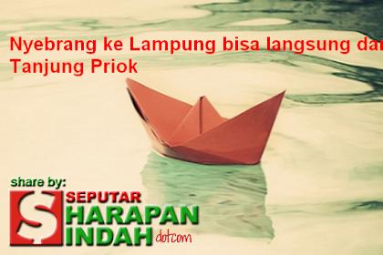 Info Mudik Ke Sumatera