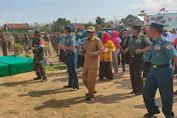 Danlantamal VI Makassar Resmi Tutup TMMD ke-106 di Soppeng