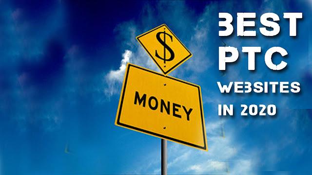 Top five PTC websites to earn money in 2020