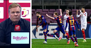 Koeman changes stance on PSG comeback after Sevilla heroics