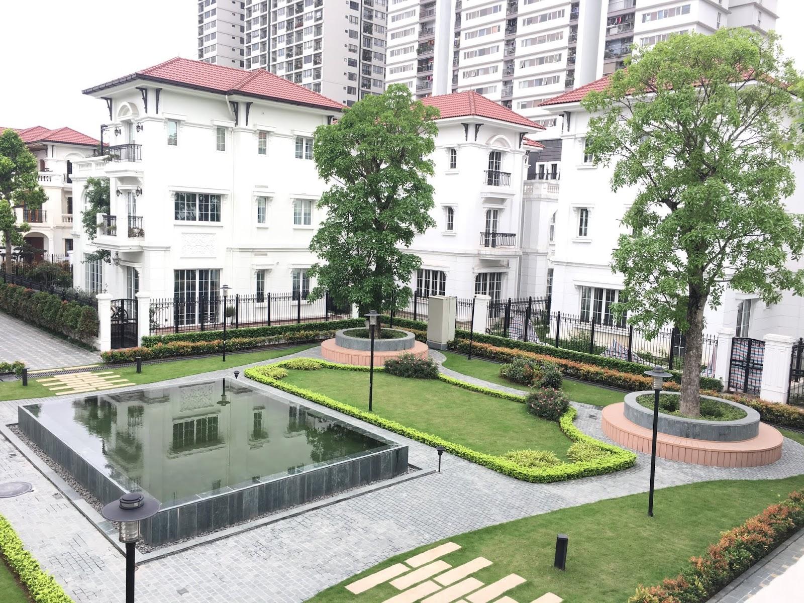 thuê căn shophouse Embassy garden