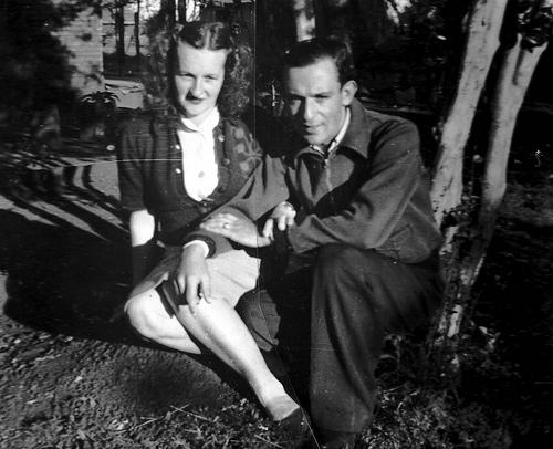 Rosa Hauptmann y Lucas Braulio Areco