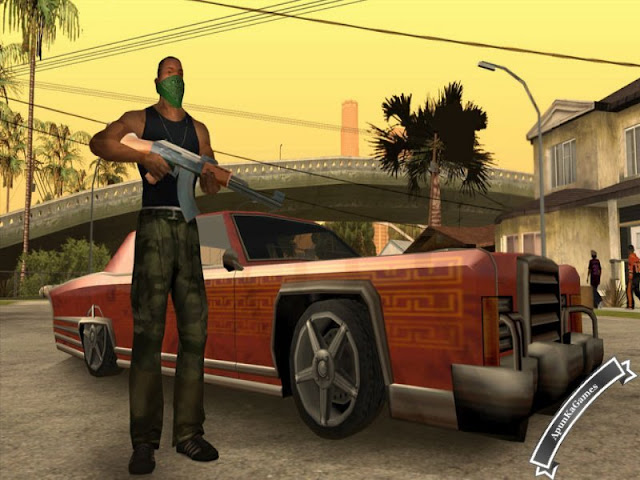 Grand Theft Auto (GTA) San Andreas Screenshots