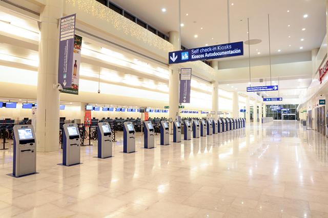 Por Grace cancelan vuelos de CDMX a Península de Yucatán: AICM
