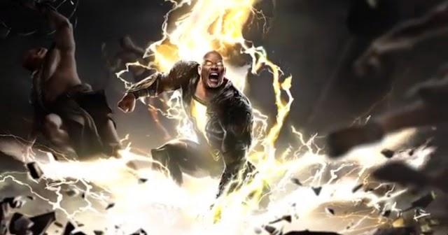 Dwayne Johnson revela nueva fecha de lanzamiento para Black Adam