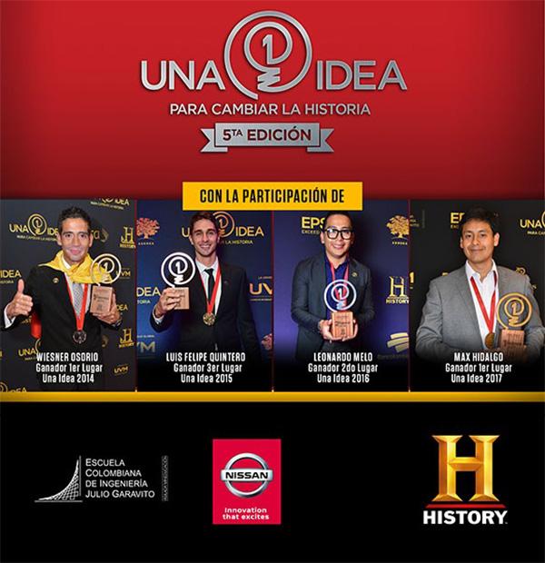 Una-Idea-Para-Cambiar-la-Historia-History-quinta-edición