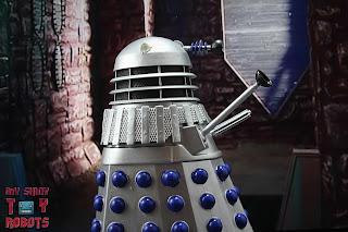 Custom Curse of Fatal Death Silver Dalek 11