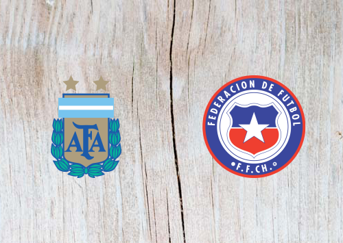 Argentina vs Chile Full Match & Highlights 6 July 2019