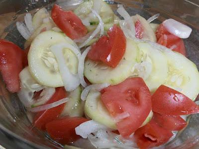 Cucumber Salad