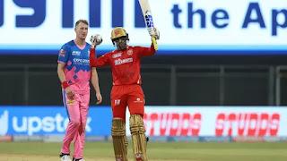 Deepak Hooda 64 vs Rajasthan Royals Highlights