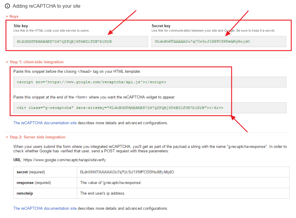 SonMan's IT BBS: API : Google reCaptcha 사용하기