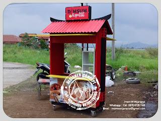 produksi gerobak dimsum kepoh