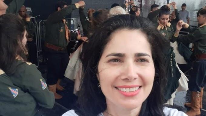 Curitiba: Vice de Goura, Ana Moro, recebeu auxílio emergencial