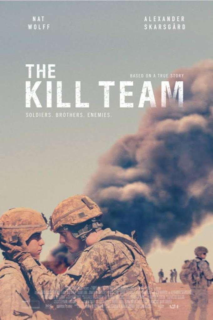 Movie: The Kill Team (2019)