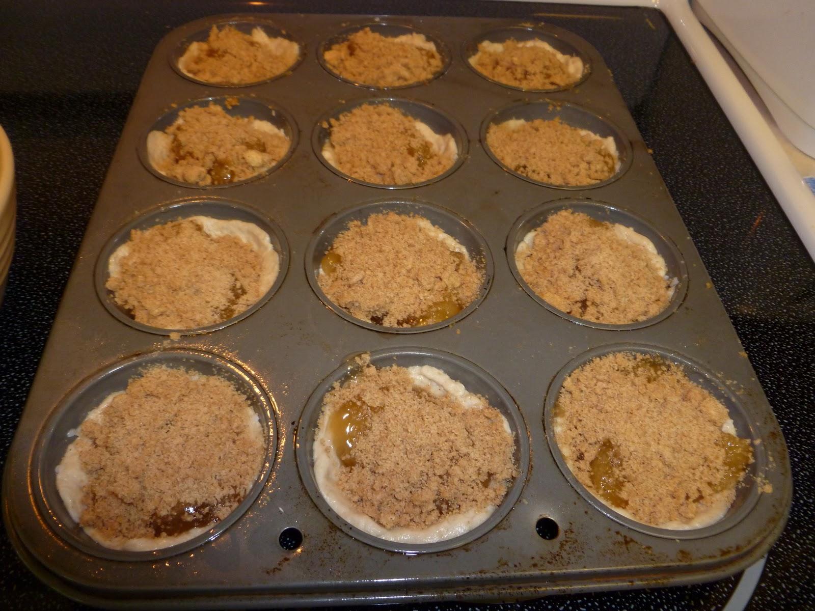 Easy Mini Apple Pies