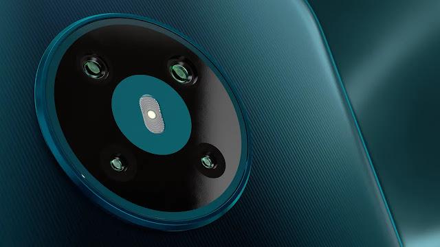 Nokia 5.3 Quad Camera setup