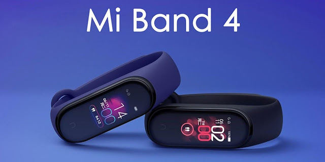 Xiaomi's Mi Band 4 - Making Wearbales More Affordable