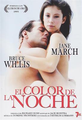 Color of Night 1994 DVDR NTSC Latino