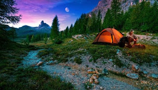 The most beautiful campsites in Romania