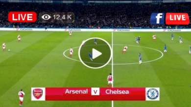 Arsenal vs Chelsea FC: Live Stream