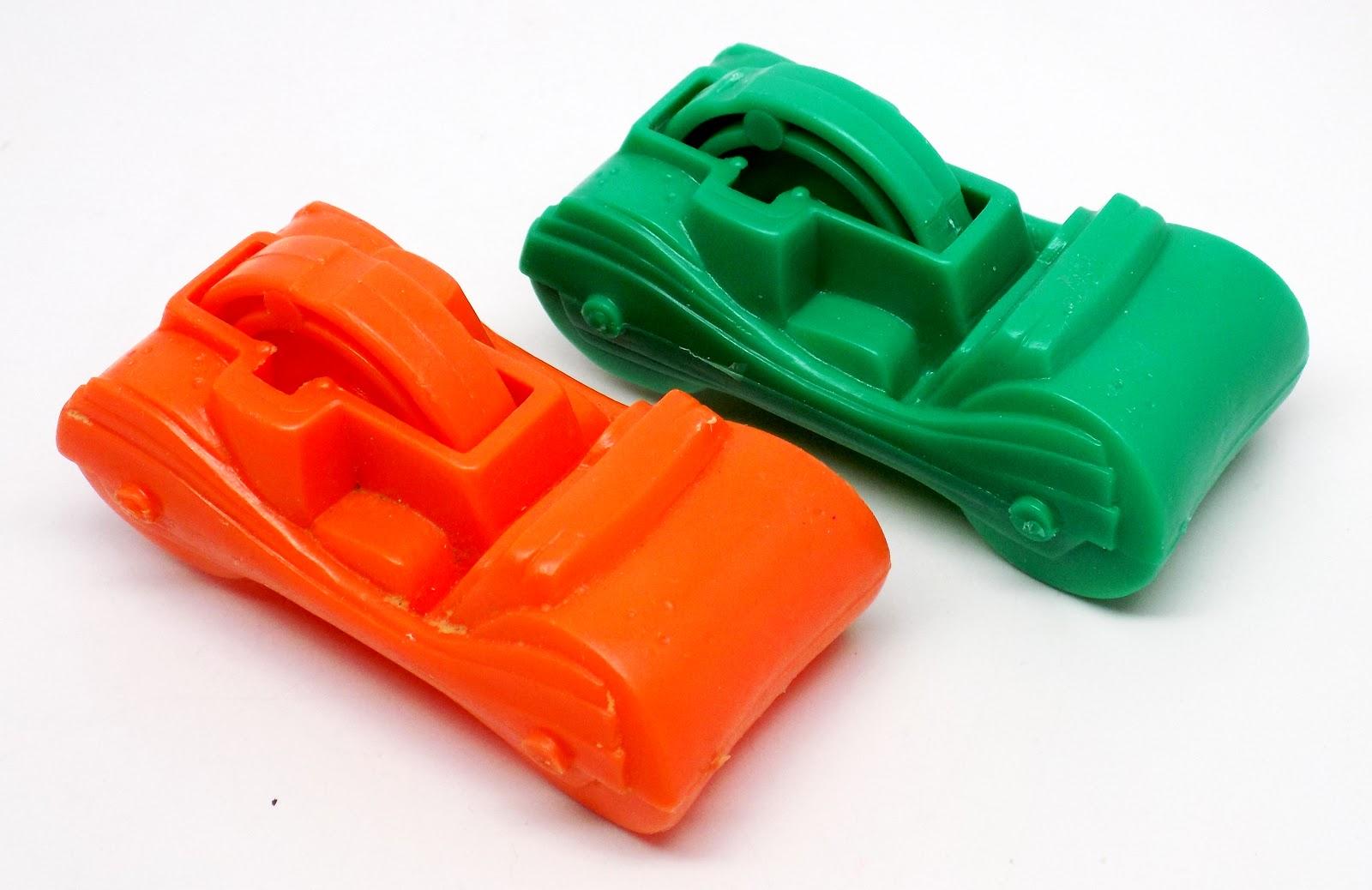 Toys and Stuff: Flintstones Fruity Pebbles Cereal Fred's Zip