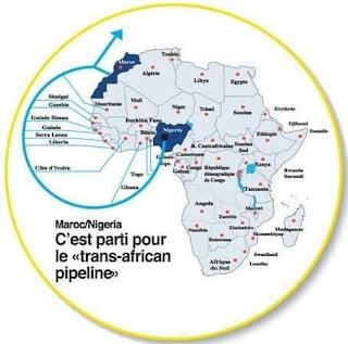 ما سبب انزعاج روسيا والجزائر من مشروع نقل الغاز بين المغرب ونيجيريا؟