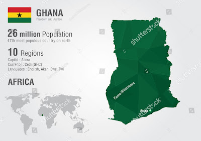 World Geography  Ghana