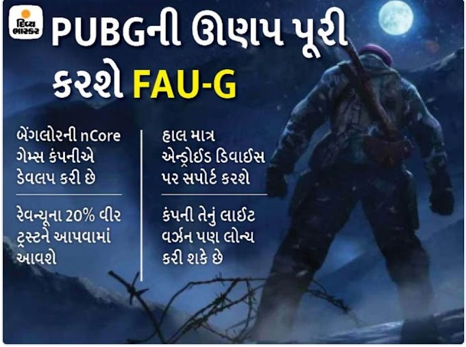 Country's first Battle Royale game: FAU-G mobile game to be launched in India today, 4 million people registered so far