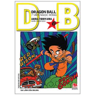 Dragon Ball - Tập 6 (Tái Bản 2018) ebook PDF EPUB AWZ3 PRC MOBI