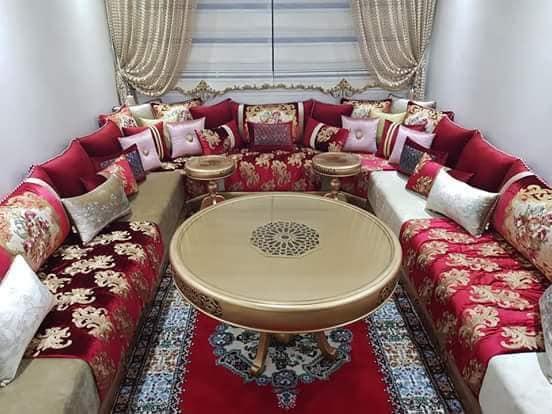 2021 | أفضل 40 صالون مغربي عصري | صالون تقليدي مغربي