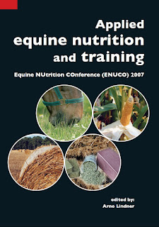 Applied Equine Nutrition and Training 2007 by Arno Lindner