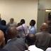 A sillazos terminaron abogados del CARD mientras se hacían preparativos de las elecciones de diciembre.