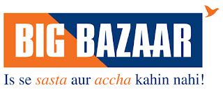 Big Bazaar Upcoming changes to history ll soon only be availableBig Bazaar