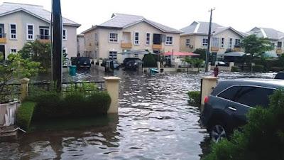 Lekki flooding