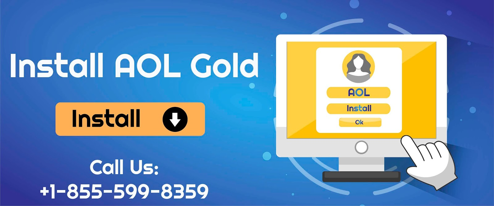 How to Install AOL Desktop Gold | +1 855 599 8359 ~ Email Help