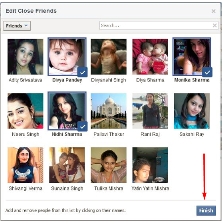 How To Access My Close Friends On Facebook