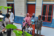 Polda Aceh Serahkan 2 Unit Rumah Untuk Kaum Duafa di Seulimuem