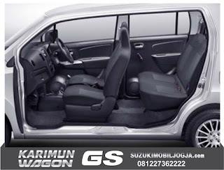 Sporty Seat Wagon GS