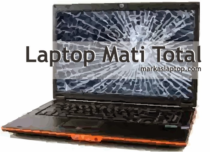 servis laptop mati