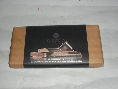 Imagen Chocolate al Aceite de Oliva Virgen La Chinata
