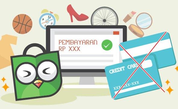 Tokopedia merupakan salah satu mastermarket di indonesia Cara Kredit Tanpa Kartu Kredit Di Tokopedia (3 Langkah)